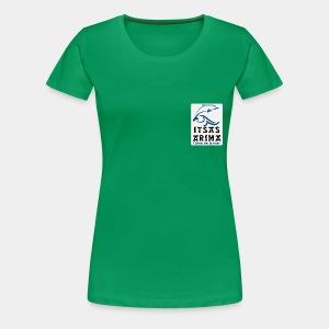 Logo Itsas Arima - T-shirt Premium Femme