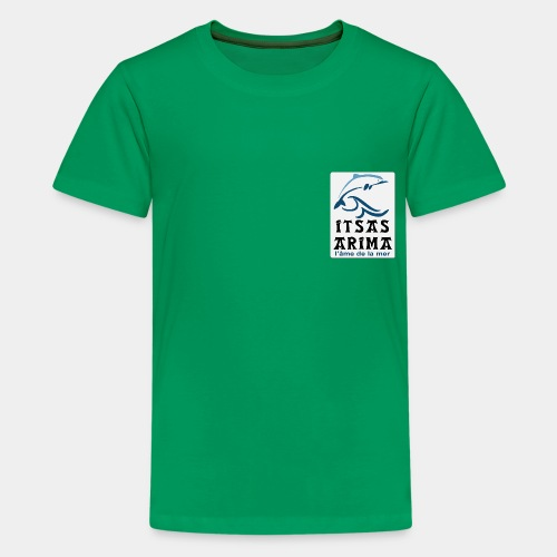 Logo Itsas Arima - T-shirt Premium Ado