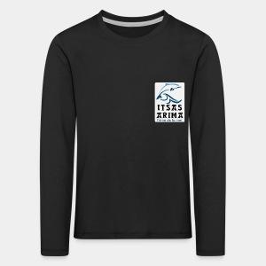 Logo Itsas Arima - T-shirt manches longues Premium Enfant