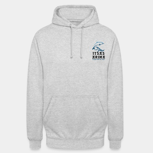 Logo Itsas Arima - Sweat-shirt à capuche unisexe