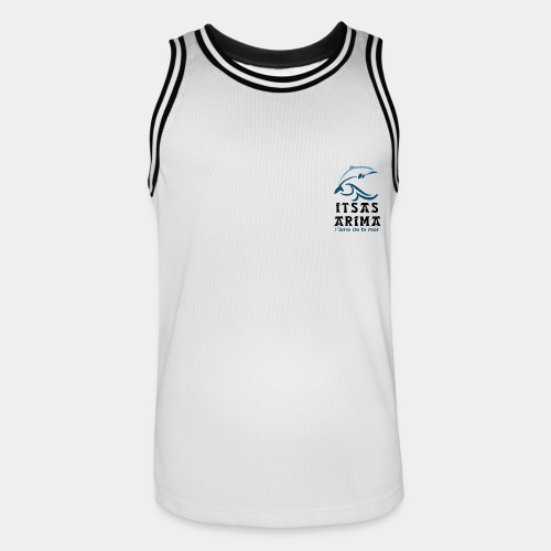 Logo Itsas Arima - Maillot de basket Homme