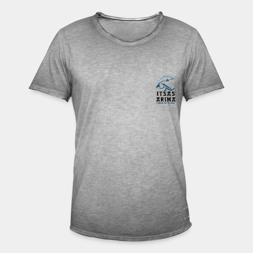 Logo Itsas Arima - T-shirt vintage Homme