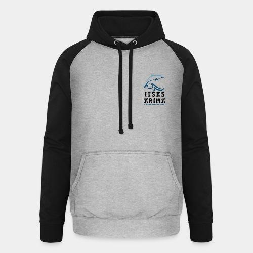 Logo Itsas Arima - Sweat-shirt baseball unisexe