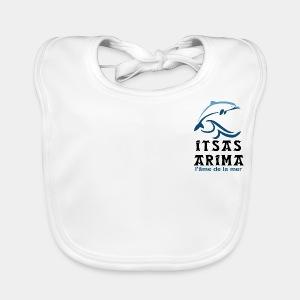 Logo Itsas Arima - Bavoir bio Bébé