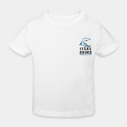 Logo Itsas Arima - T-shirt bio Enfant