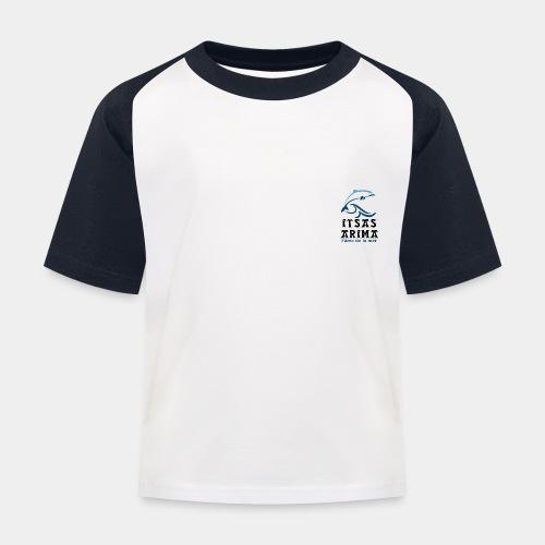 Logo Itsas Arima - T-shirt baseball Enfant