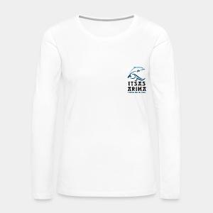Logo Itsas Arima - T-shirt manches longues Premium Femme