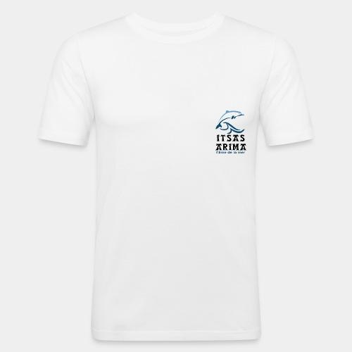 Logo Itsas Arima - T-shirt près du corps Homme