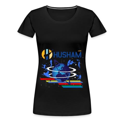 Husham Tshirt - Women's Premium T-Shirt