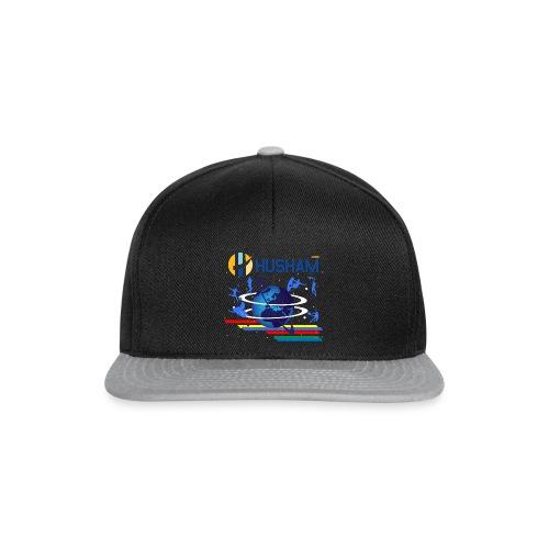 Husham Tshirt - Snapback Cap