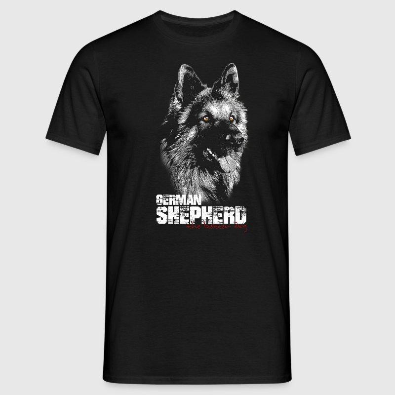 DSH the better dog T-Shirts - Männer T-Shirt