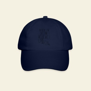 When I'm Drunk I Believe I Can Fly - Casquette classique