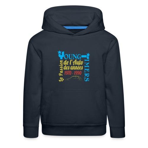 Youngtimers - Pull à capuche Premium Enfant