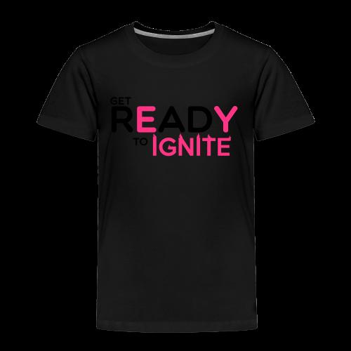 Get Ready (MEN) - T-shirt Premium Enfant