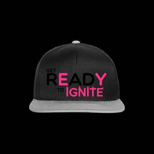 Get Ready (MEN) - Casquette snapback