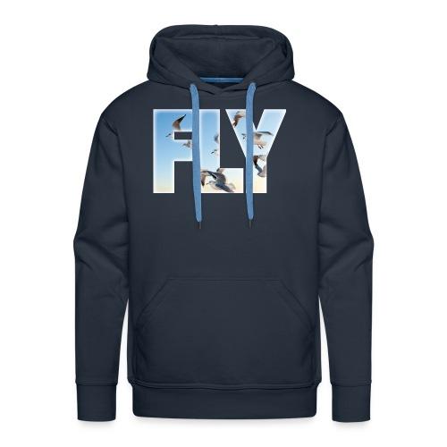 FLY 2 T-Shirts - Männer Premium Hoodie