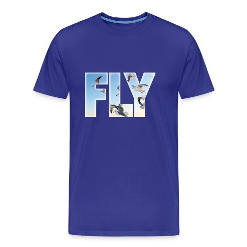FLY 2 T-Shirts - Männer Premium T-Shirt