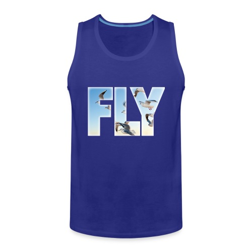 FLY 2 T-Shirts - Männer Premium Tank Top