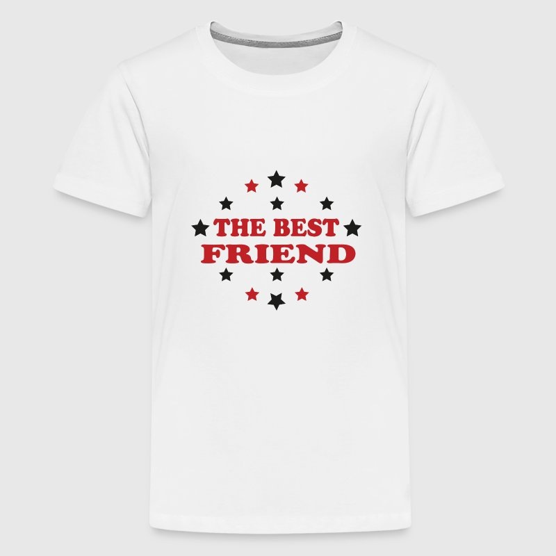The best friend Shirts - Teenager Premium T-shirt