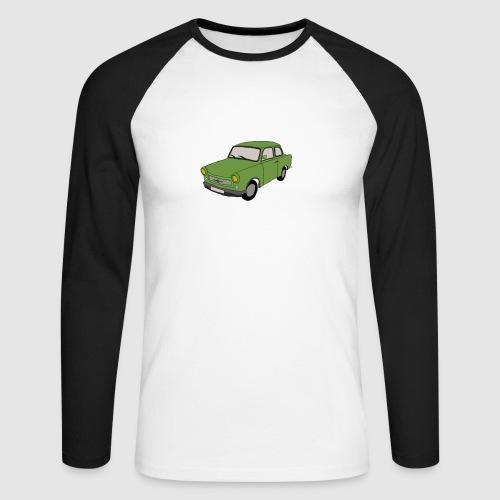 Trabant - Männer Baseballshirt langarm