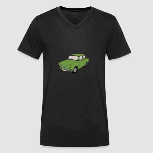 Trabant - Männer Bio-T-Shirt mit V-Ausschnitt von Stanley & Stella
