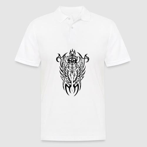Tattoo art - Männer Poloshirt