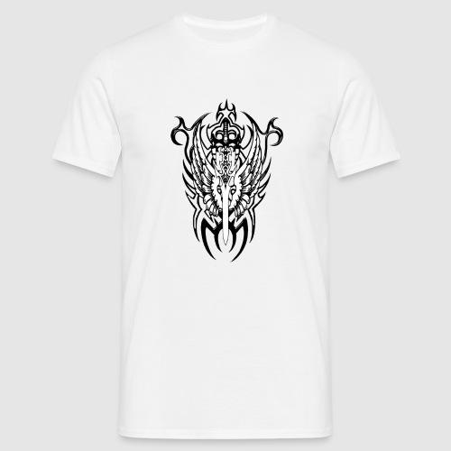 Tattoo art - Männer T-Shirt
