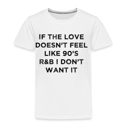 Love 90's - T-shirt Premium Enfant