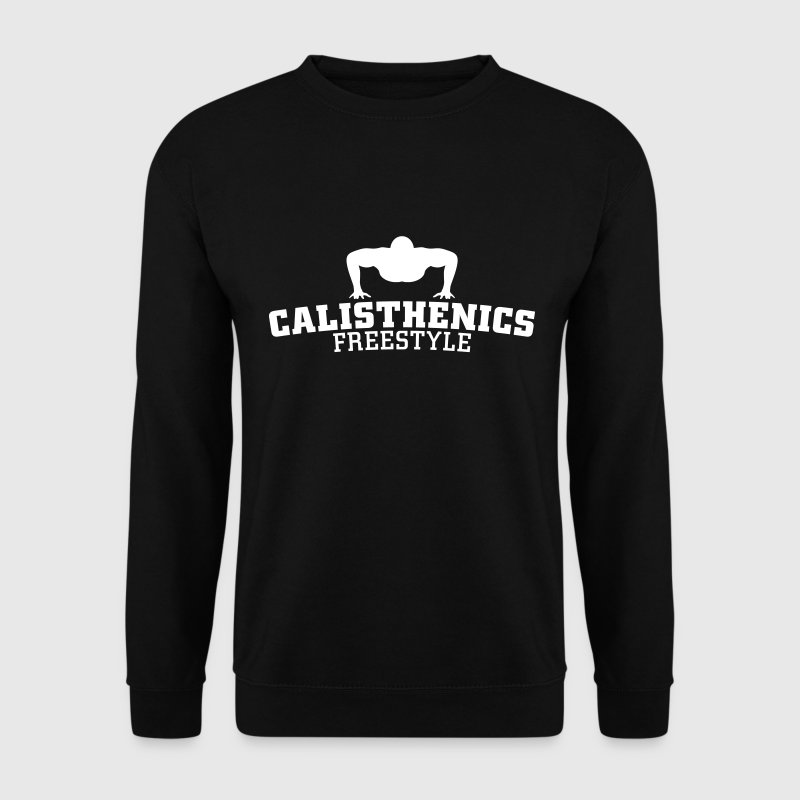 Calisthenics Freestyle Gensere - Genser for menn