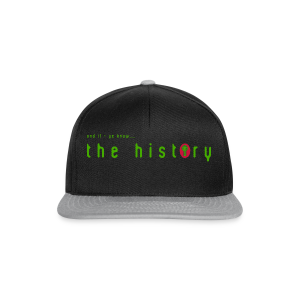 and if ye know - Snapback Cap