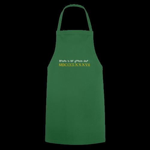 roman - Cooking Apron