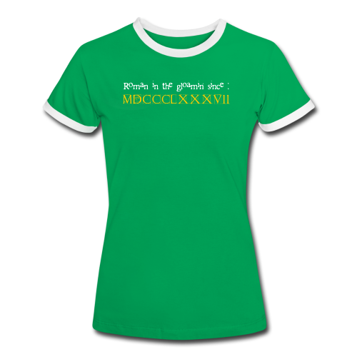roman - Women's Ringer T-Shirt