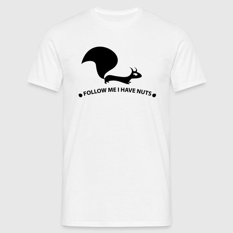 follow me - T-shirt Homme