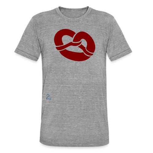 Brezn Hoody [f] - Unisex Tri-Blend T-Shirt von Bella + Canvas