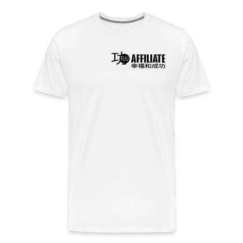 3XL Fuu-Shirt - Männer Premium T-Shirt