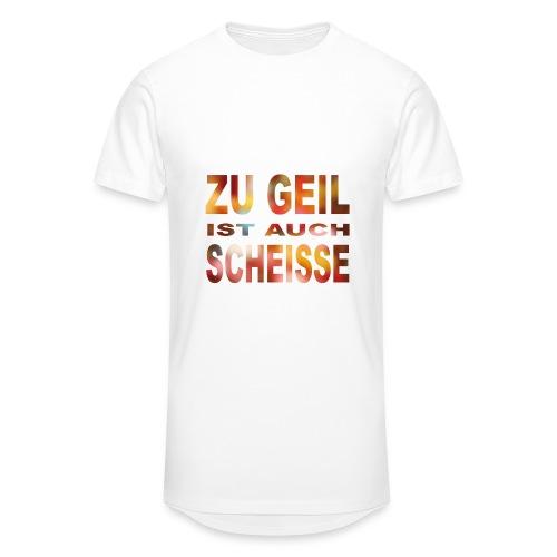 Zu Geil (bunt) - Männer Urban Longshirt