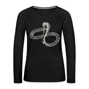 Elapidae - Women's Premium Longsleeve Shirt