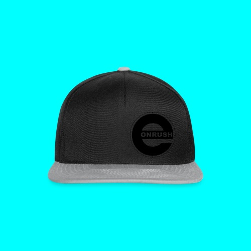 EON white black  - Snapback Cap