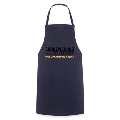T-Shirt Rundhals | Navyblau - Kochschürze