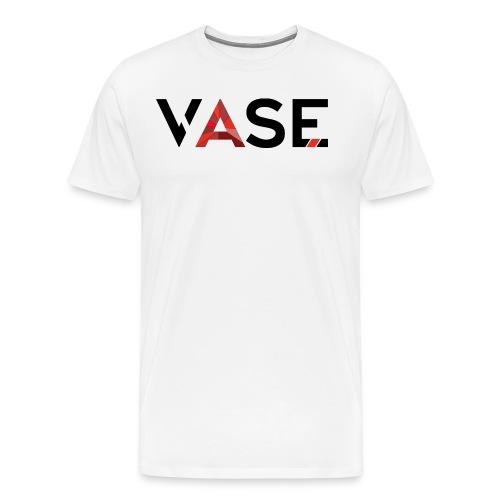 VASE™ Original T-Shirt White - Männer Premium T-Shirt