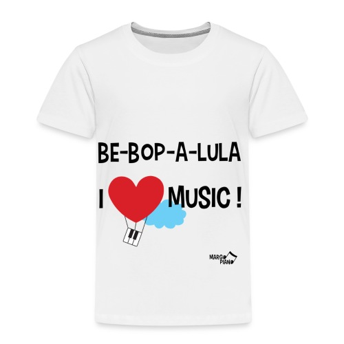 Body Bébé Be-Bop-A-Lula - T-shirt Premium Enfant