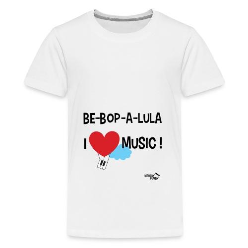 Body Bébé Be-Bop-A-Lula - T-shirt Premium Ado