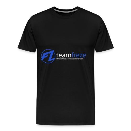Team FreZe Hoodie - Männer Premium T-Shirt