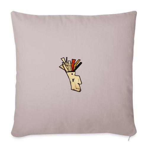 Indian - Sofa pillow cover 44 x 44 cm