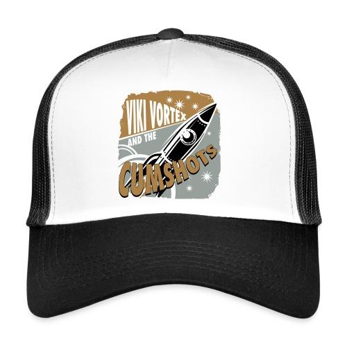 Bright Rocket Logo 2016 - Trucker Cap