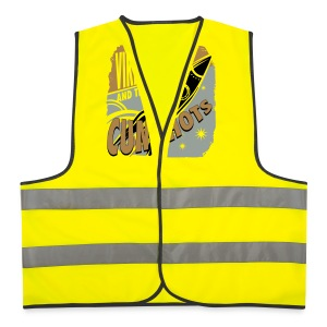 Bright Rocket Logo 2016 - Reflective Vest