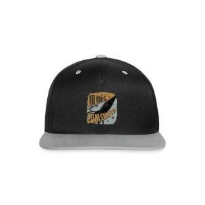 Bright Rocket Logo 2016 - Contrast Snapback Cap