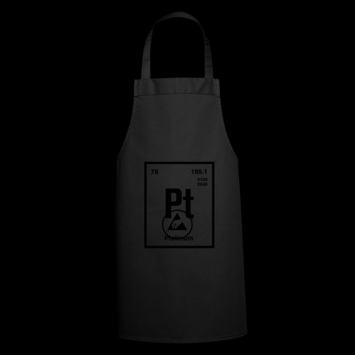 Platinum Shirt - Kochschürze
