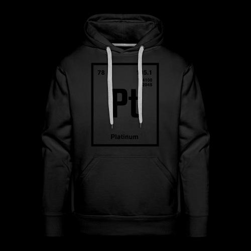 Platinum Shirt - Männer Premium Hoodie