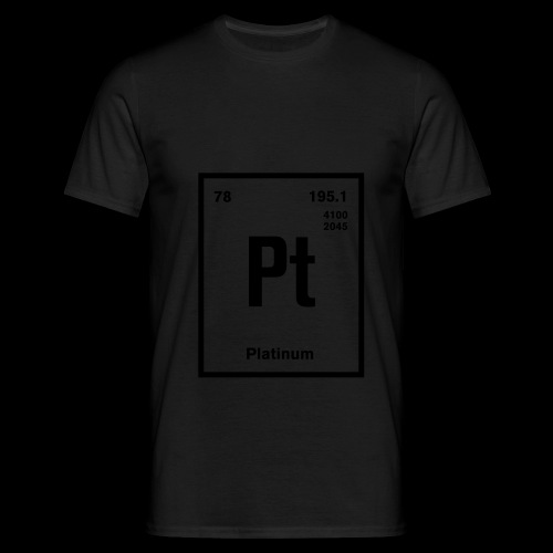 Platinum Shirt - Männer T-Shirt